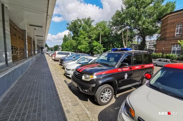 В пресс-службе СУ СК по Ростовской области также заявили, что не обладают информацией о процессуальном статусе Гончаровой