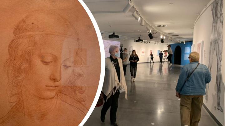 В Екатеринбург привезли подлинники Леонардо да Винчи. Рассказываем, когда и где их можно посмотреть