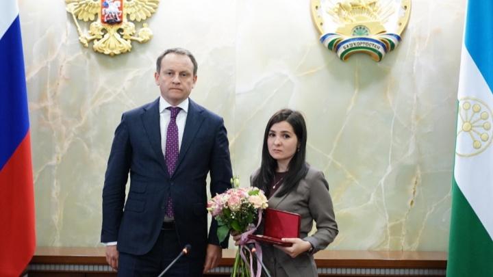 Владимир Путин посмертно наградил волонтера изБашкирии орденом Пирогова
