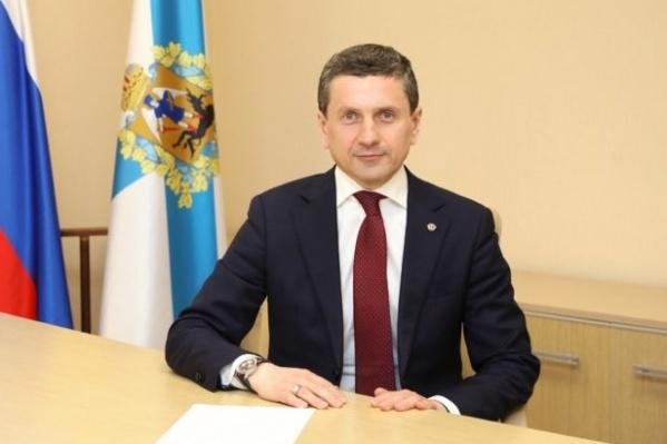 Сергей Свиридов около восьми лет проработал в НАО, прежде чем переехать в Поморье