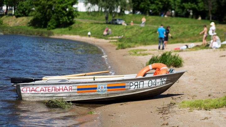 Дети осиротели: в Ярославле утонул мужчина