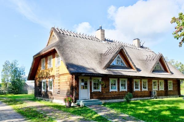 купить баню в псковской области