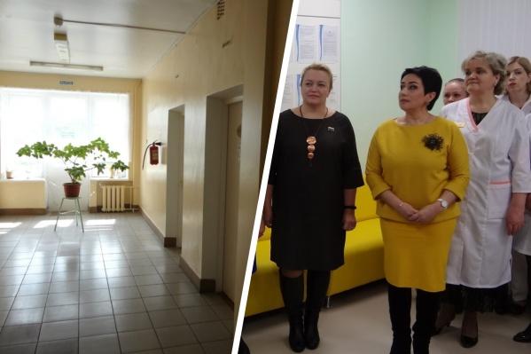 Татьяна Свиридова руководит больницей в Коряжме с 2017 года<br>