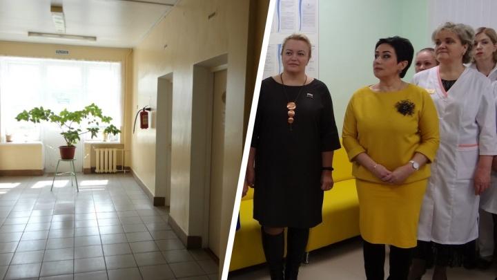 Главврач Коряжемской ЦГБ заявила в суд на главу «Альянса врачей» из-за твита о больнице