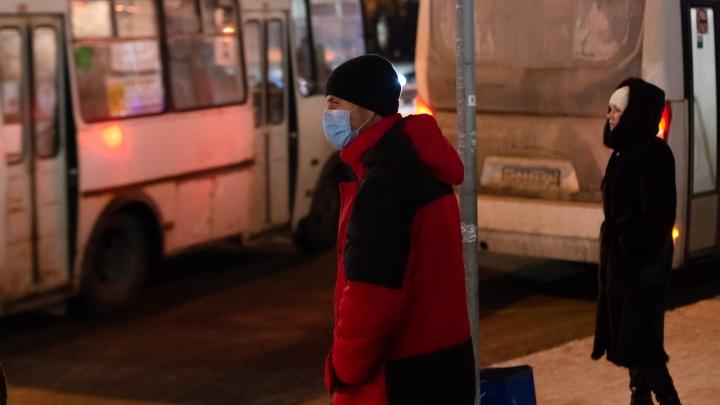 В Архангельске изменили расписание двух автобусов, отправляющихся из поселка Лесная Речка