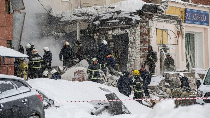 «Трясло даже в Седьмом Небе»: как ликвидировали последствия взрыва на Мещерском бульваре