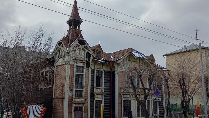На ремонт деревянного исторического особняка на Ленина выделяют 21 миллион рублей