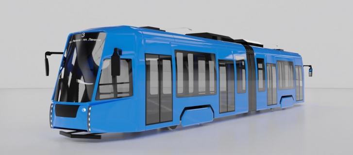Власти рассматривают варианты покупки для метротрама в Челябинске модель 71–142, вмещающую 216 пассажиров...
