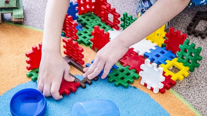 На закупку урн и скамеек для нового детского сада власти Кемеровского округа хотят потратить 5 млн