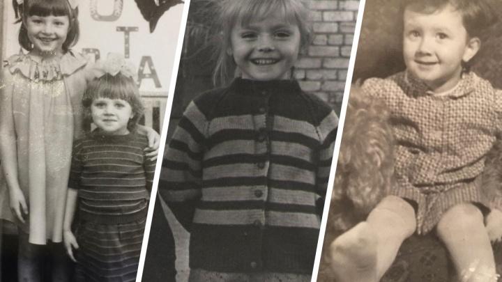 Банты и колготки в гармошку: как нас одевали в детстве (и мы не сопротивлялись)