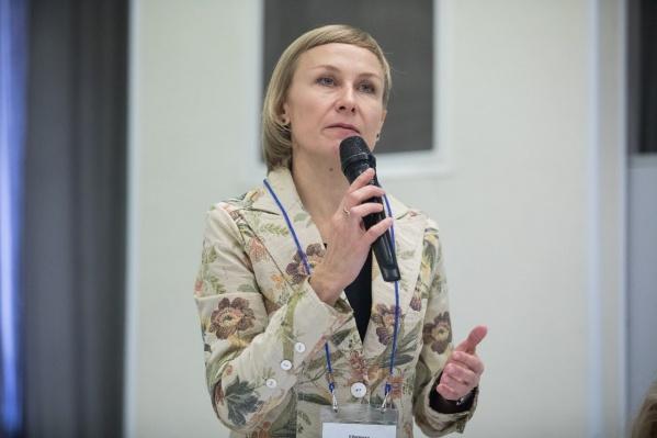 Светлана Ефимова возглавляла Центр профессионального образования (ЦПО) около 10 лет