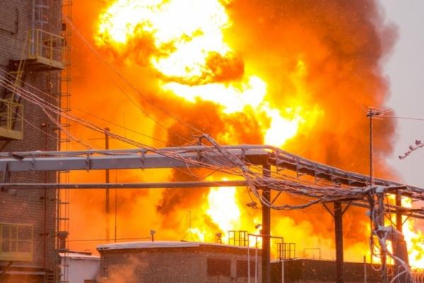За пять лет пожары на нефтезаводах республики вспыхивали 15 раз