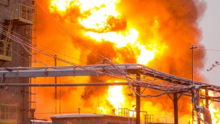 Пятнадцатый раз за пять лет: смотрим на крупные пожары на нефтяных заводах в Башкирии