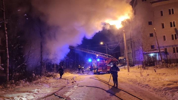 «Готовы адаптировать жилье»: Цыбульский отреагировал на обращение погорельцев из переулка Водников