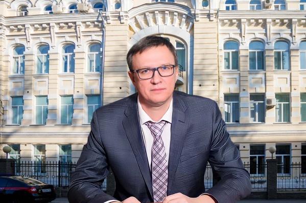 Александр Бугаков руководит администрацией Отрадного с 2015 года