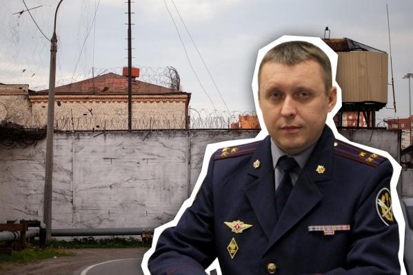 Представитель администрации регионального УФСИН вину в преступлениях признает