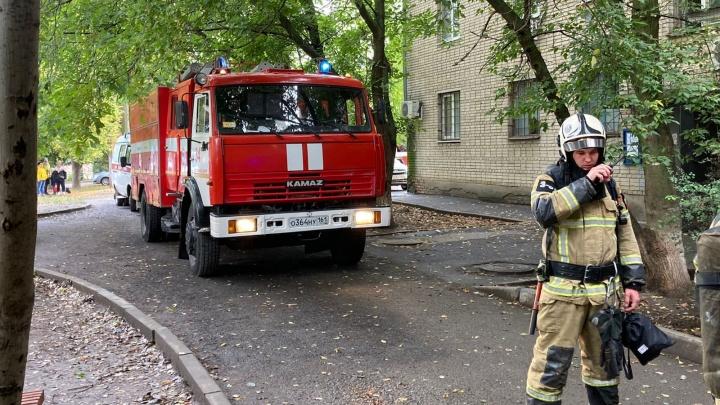 В жилом доме в Ростове взорвался бытовой газ. Есть пострадавший