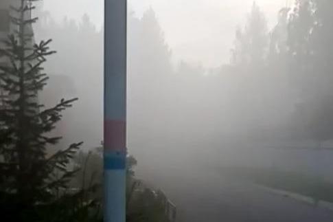Свердловские спасатели рассказали о выбросе химикатов на юге Екатеринбурга
