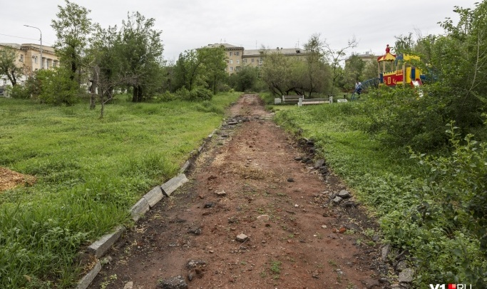 Попытка номер два: в Волгограде снова попытаются благоустроить сквер 8 Марта