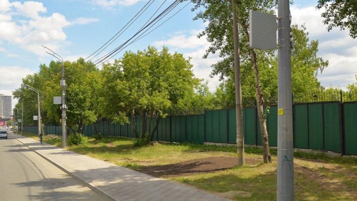 Проект многоуровневой парковки в Парке Гагарина обсудят на публичных слушаниях в заочном формате