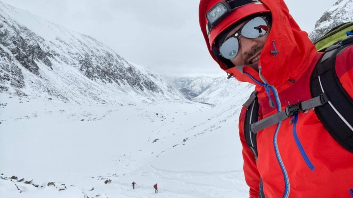 «Было нехорошее предчувствие»: красноярец передумал восходить на вершину в Бурятии в день схода лавины