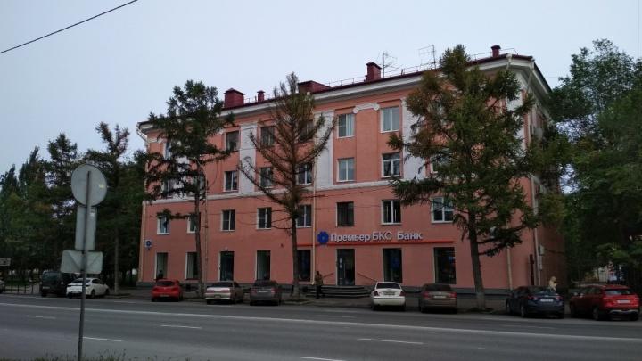 Вдоль улицы Ленина в Омске решили снести 15 лиственниц