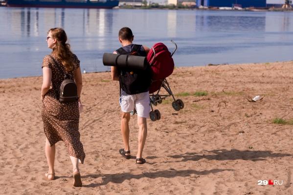Хочется всё бросить и на пляж! А вы как спасаетесь от жары?