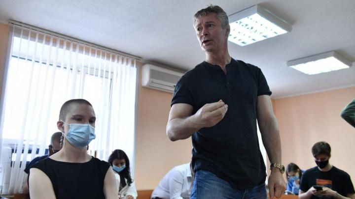 Евгения Ройзмана арестовали за участие в акциях протеста