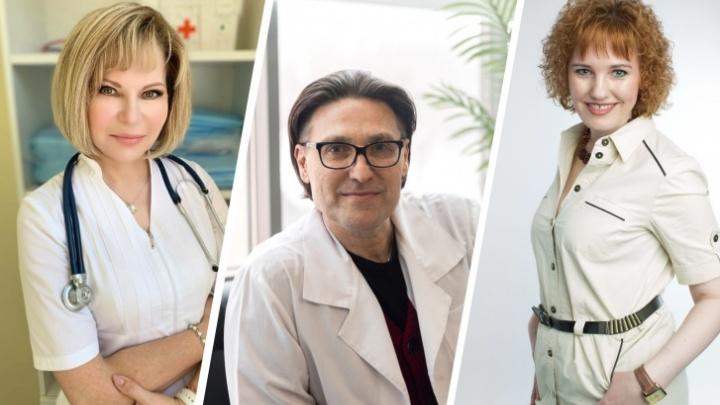 Каких новосибирских врачей рекомендуют друзьям