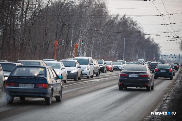 Деньги на установку элементов интеллектуальной транспортной системы будут выделены из областного бюджета