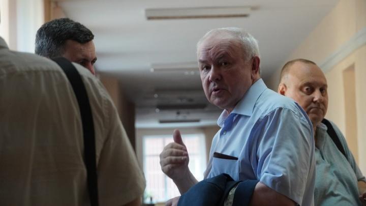 Экс-главу омского «Мостовика» Олега Шишова признали виновным в неуплате НДФЛ