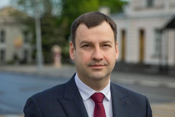 Андрей Лисицкий уволился по собственному желанию