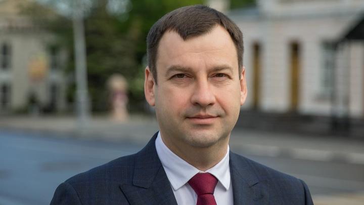 Лисицкий покинет должность главы администрации Таганрога