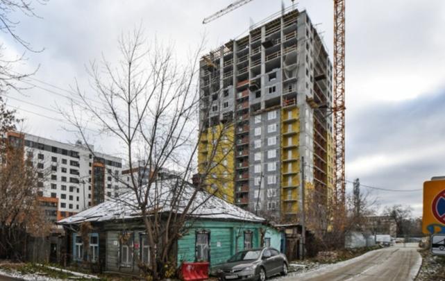 Спрос жителей российских городов на покупку жилья в Екатеринбурге вырос в два раза
