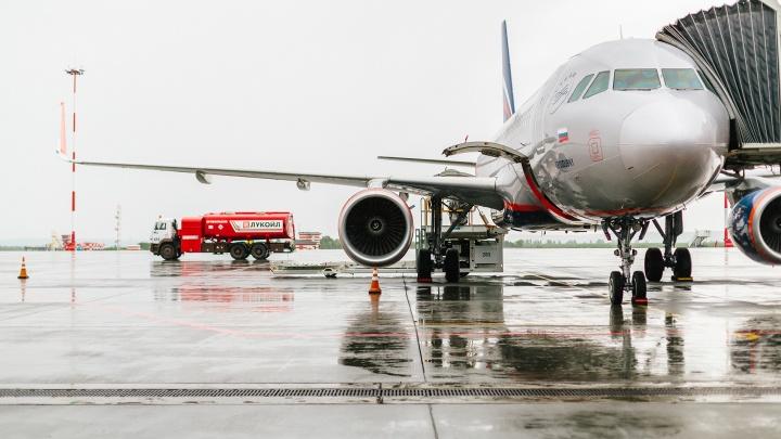 Из Сургута можно будет улететь прямыми рейсами в Челябинск и Набережные Челны