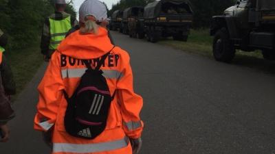 Добровольцы ПСО «Волонтер» возобновили поиски пропавшей 13-летней девочки
