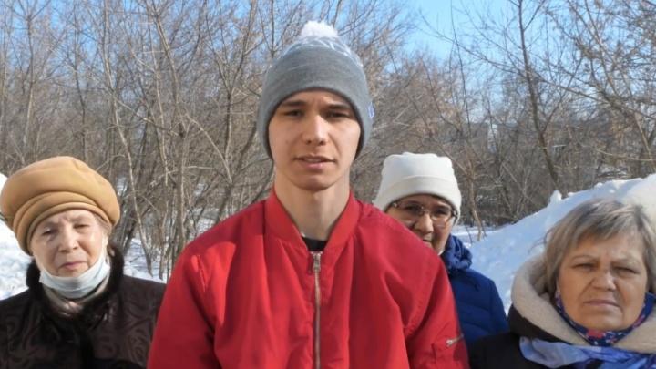 В Уфе жильцы бараков по соседству со скандальным домом на Руставели обратились к Путину