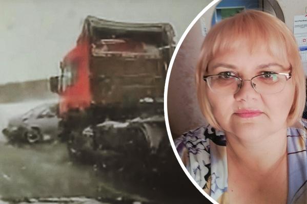 Водительский стаж Ирины Кошелевой, по словам ее коллег, был не меньше 10 лет