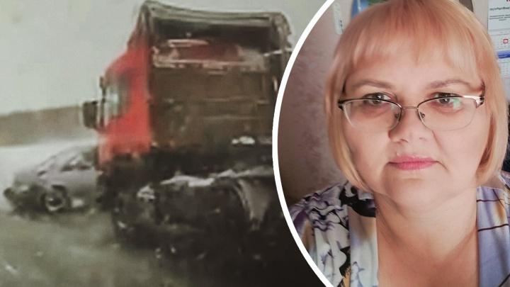 Заведующая садиком, погибшая в ДТП с панелевозом на М-5 в Челябинской области, воспитала четверых детей