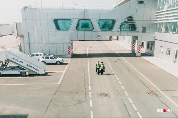 Уголовное дело в отношении топ-менеджера возбудили после внутренней проверки в аэропорту