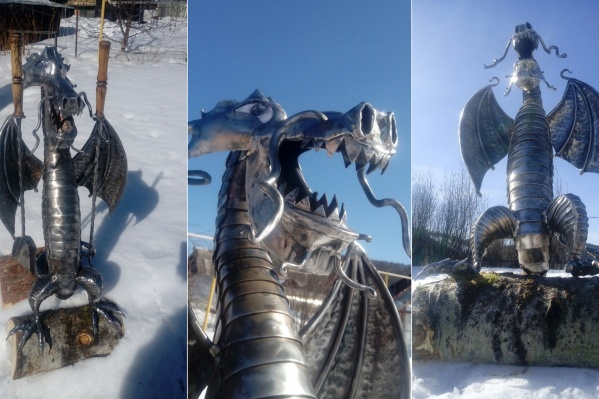 Дракон: сделано на Южном Урале