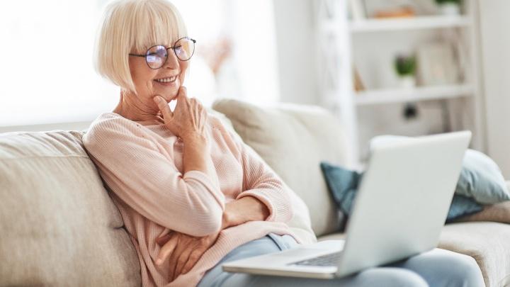 В 97 лет изучают интернет: среди нижегородцев старшего возраста выберут самых продвинутых