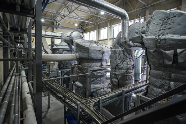 Инвестпрограмма, рассчитанная до 2024 года, направлена на улучшение системы очистки сточных вод и экопроекты