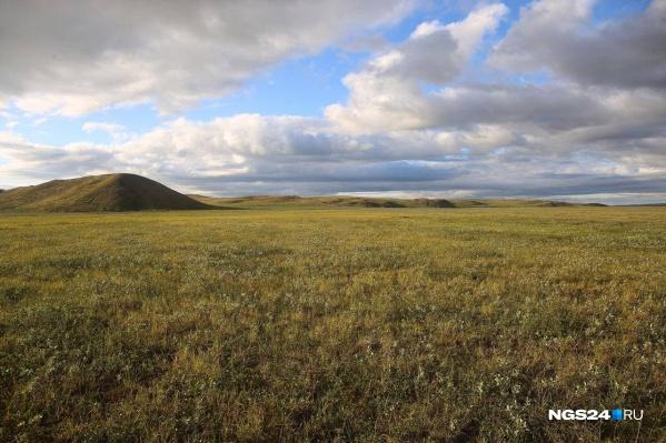 Археологи работают на севере края пятый год, но такой крупный объект нашли впервые