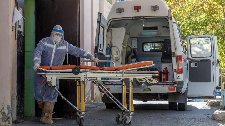 Самой старшей из умерших — 95 лет: в Волгограде и области за сутки заболело 318 человек, 14 умерло