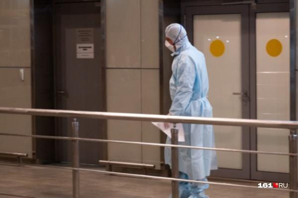 В Ростовской области 389 новых случаев коронавируса выявили за сутки
