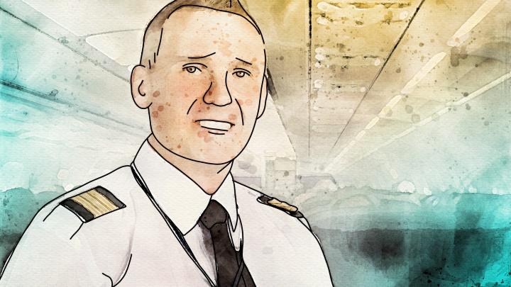 Отели с клопами, нервные пассажиры и пластиковые рубашки: что бесит пилота гражданской авиации
