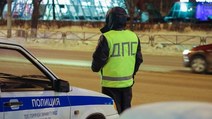 В Перми ищут свидетелей ДТП на Екатерининской