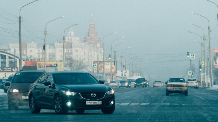 На омских дорогах планируют запретить еще восемь левых поворотов