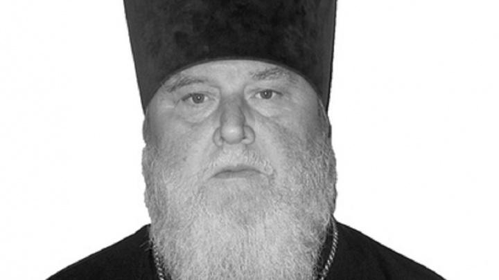«Мы не готовы к расставанию»: в ковидном госпитале Волгограда умер настоятель храма Богоявления отец Феодор